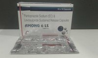 PANTOPRAZOLE SODIUM (EC) & LEVOSULPRIDE SUSTAINED RELEASE CAPSULES