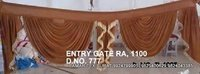Mandap Entry Gate Fabric