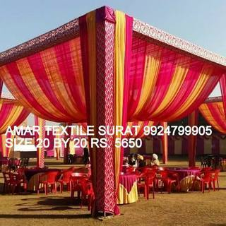 Wedding Mandap Wedlock Fabric