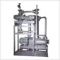 Solvent Recovery Vacuum Systems