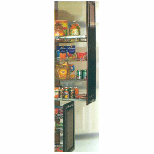 Corner kitchen plate rack