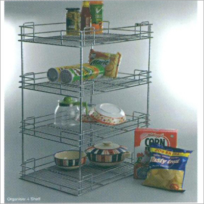 Organiser storage racks