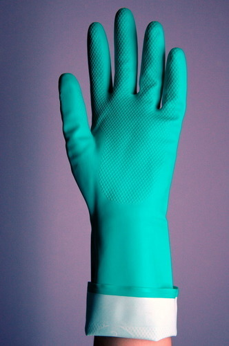NITRILE RUBBER HAND GLOVES