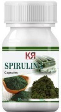 Spirulina Capsule