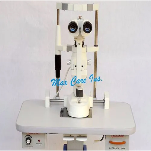 Slit Lamp 5 Step Magnification