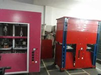 Double Die Paper Dona Making Machine