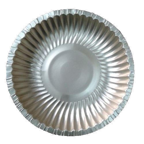 Wrinkled Paper Plate Die