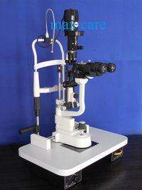 Slit Lamp 3 Step Magnification