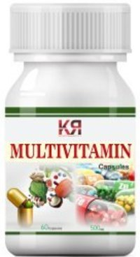 Antioxidants Multivitamin Multimineral Capsules