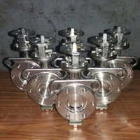 Spherical Disc Valves