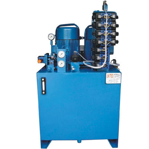 Custom Hydraulic Power Pack