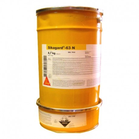 Epoxy Resin Protective Coating