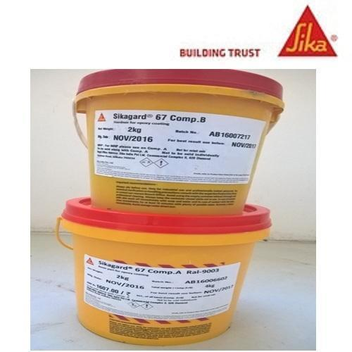 water based protective epoxy coating
