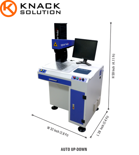 Laser Marking and Engraving Machine