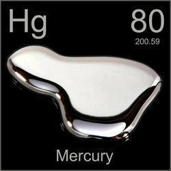 Mercury (Metal) Pure