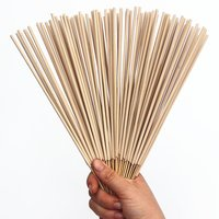 raw agarbatti white incense