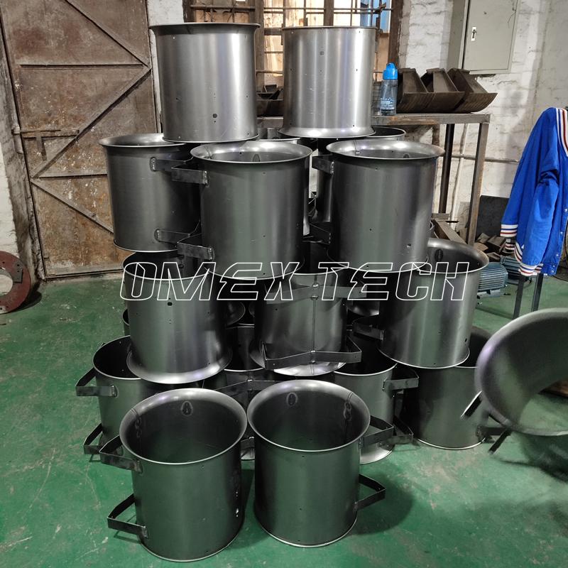 Full Automatic Metal Water Tank Straight Seam Welding Machine
