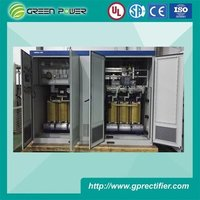 18000A 30V Anodizing Water Cooling SCR Rectifier