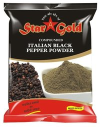 Italian Black Pepper Powder