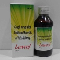 COUGH SYRUP WITH ADDITIONAL BENEFITS OF TULSI & HONEY