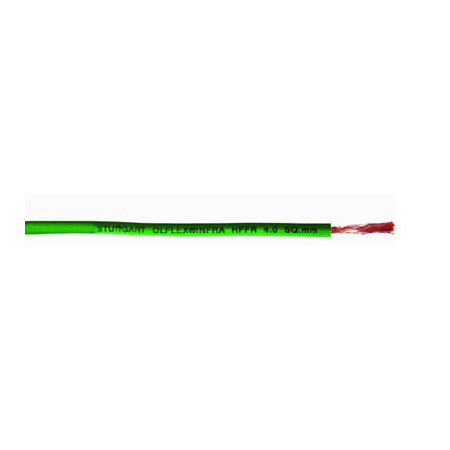 Halogen Free Flame Retardant Single Cores Cable