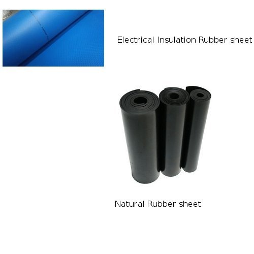 Electrical Insulation & Natural rubber sheet