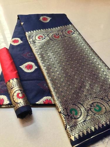 Fancy Silk Sari