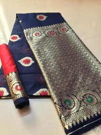 Fancy Silk Sari