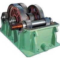 Helical Hardened Gearbox