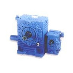 Universal Double Worm Gearbox