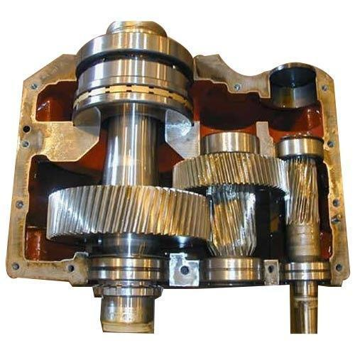 Helical Gearbox