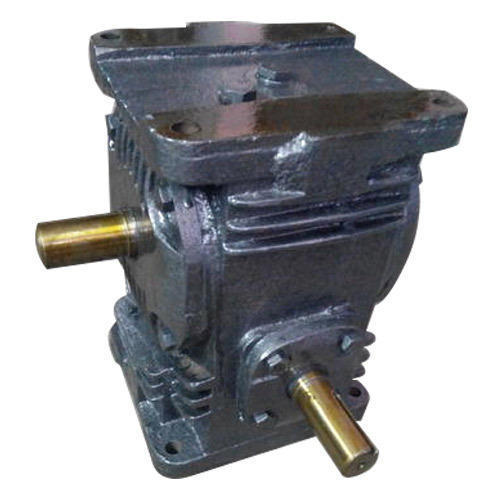 Double Foot Universal Worm Gearbox