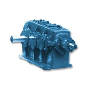 Bevel Helical Gearbox