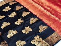 Printed Indian Saree