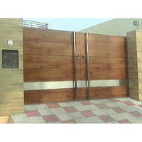 Designer Wooden Door