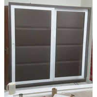 Double Sliding Wooden Doors