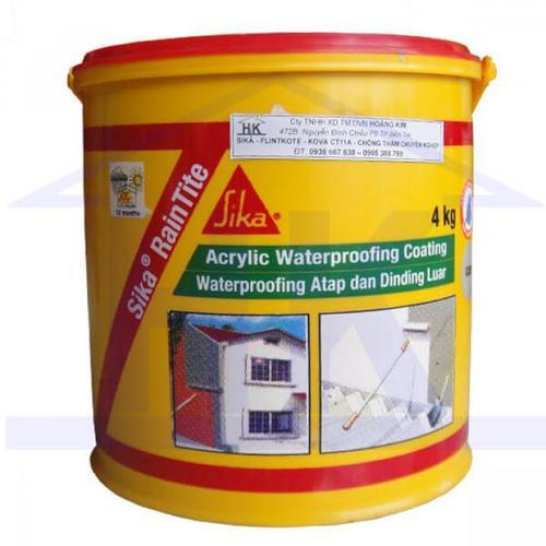 Acrylic Waterproofing Coating