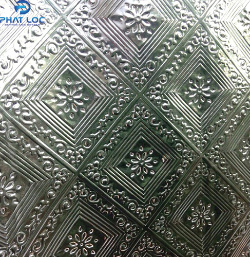 Aluminum Foil For PU Roofing Sheet