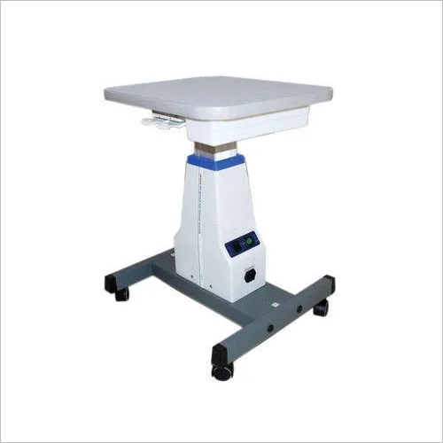 Motorized Table For Slit Lamp