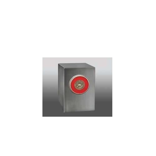 Heritage Navy Cube Urn