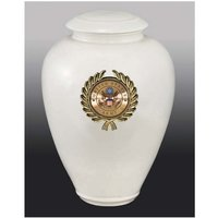 Providence with Army Wreath Cremation Urn