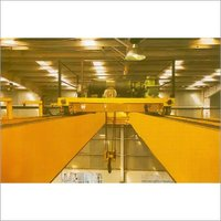 Headroom of Double Girder EOT Crane
