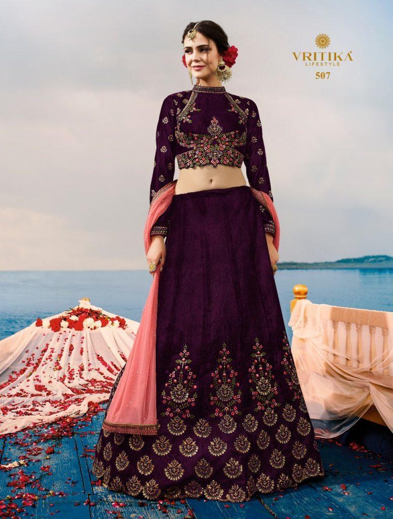 Ladies Designer Lehenga