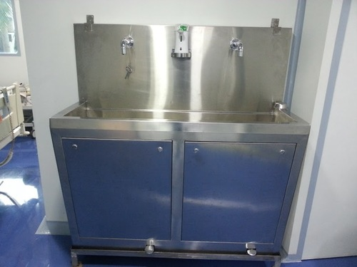 Commercial Hand Wash Station