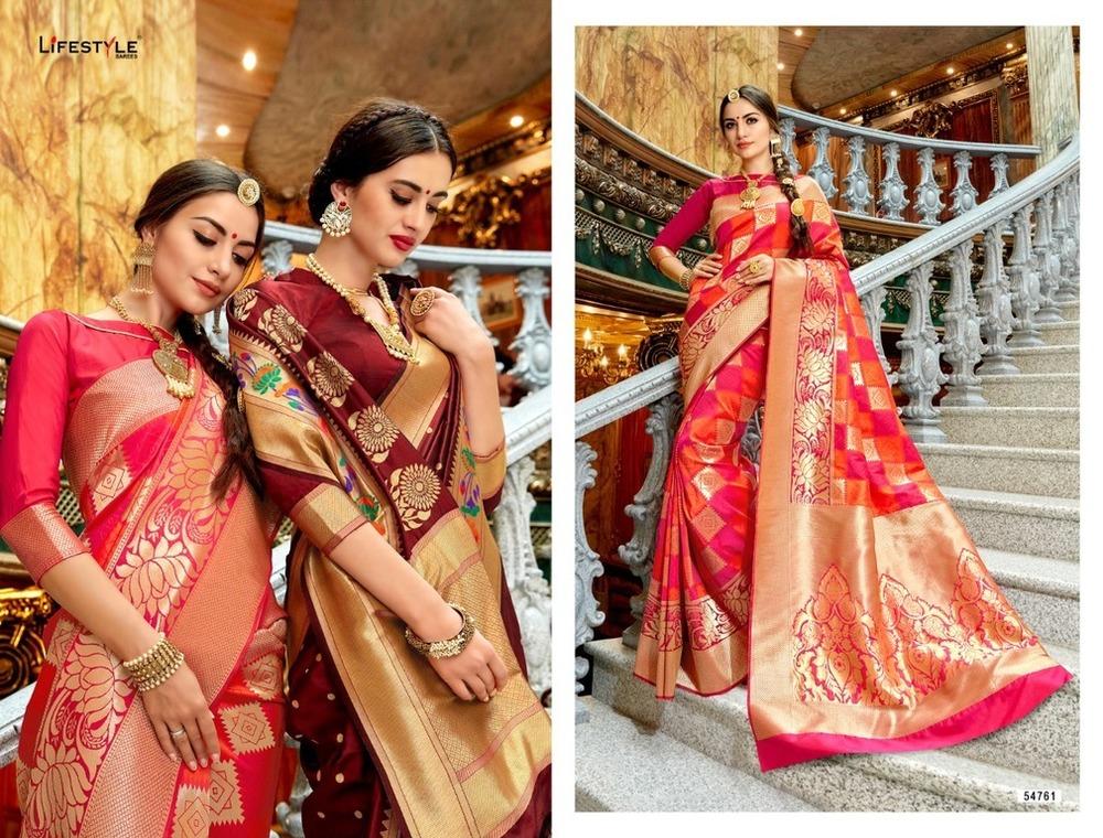 Style Silk Sarees