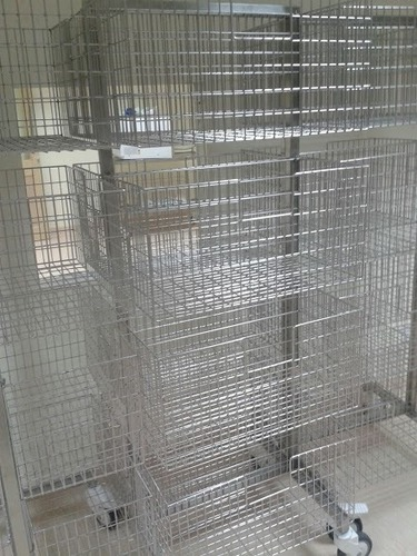 Commercial Metal Baskets