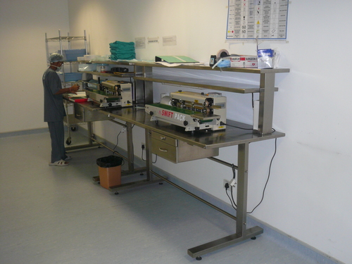 3 Liner Documentation Labeller Gun