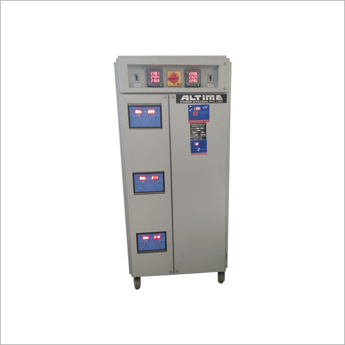 Floor Mount Servo Voltage Stabilizer