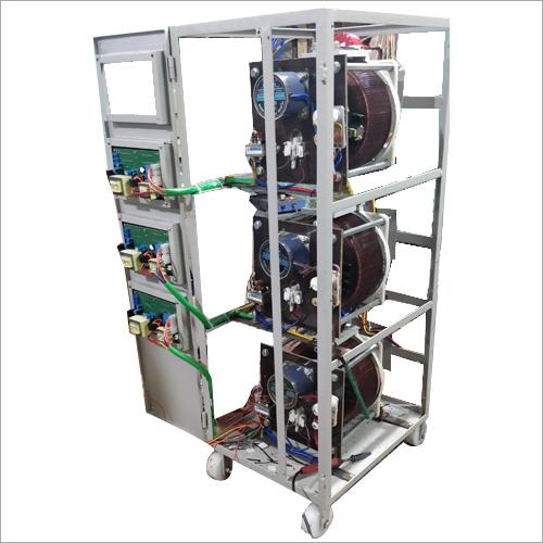 150 Kva Air Cooled Servo Voltage Stabilizer