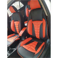 Pu Leather Full Bucket Car Seat Cover